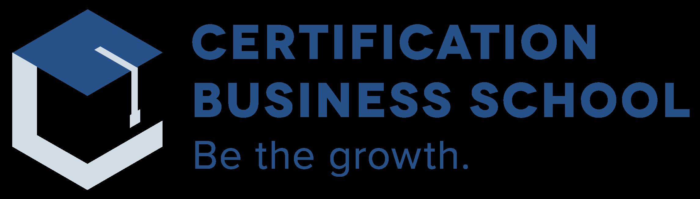 Certification Business School